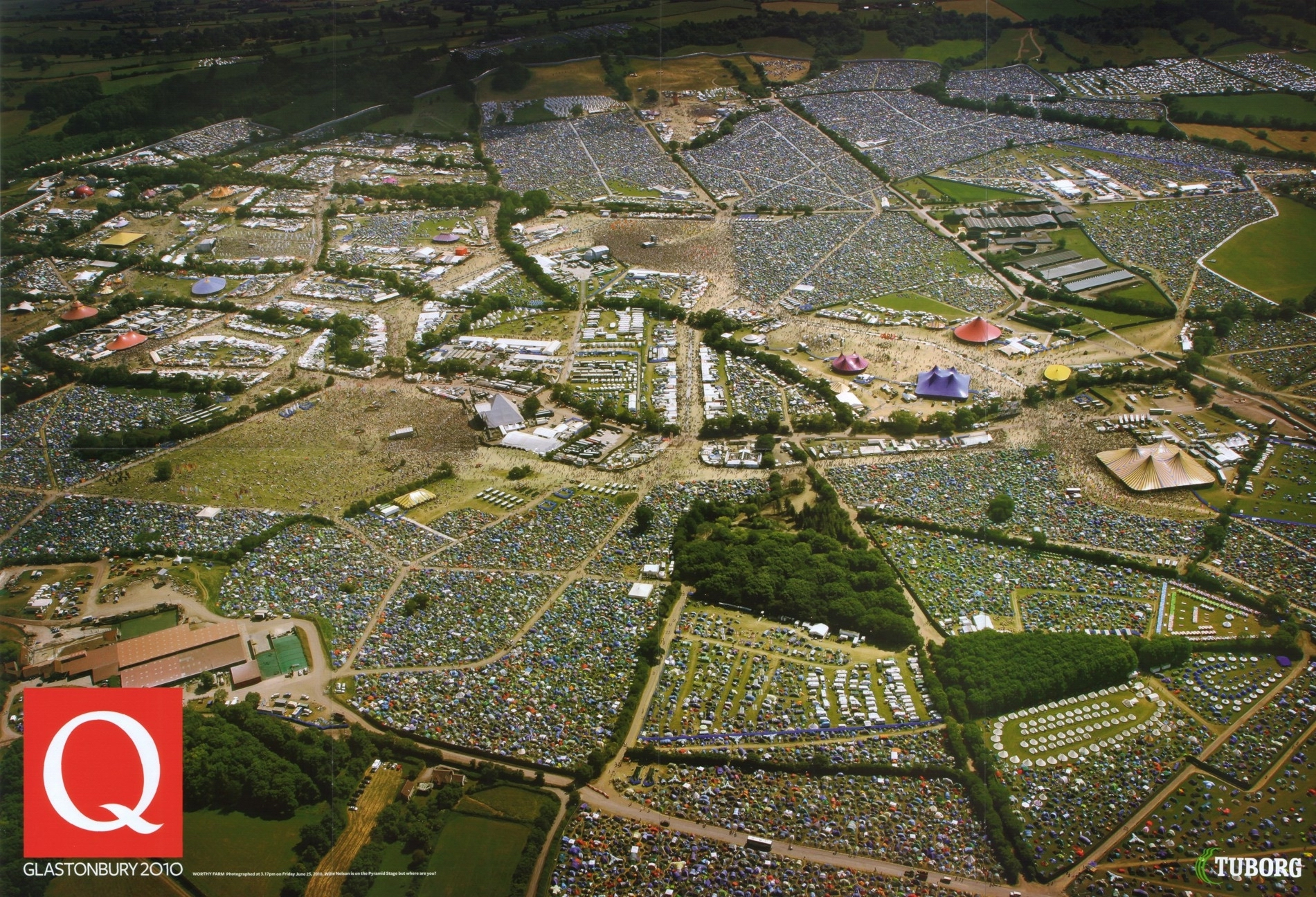 festival republic and glastonbury festival As this year's glastonbury festival gets into groove, james hall looks at the  difficulties  festival republic also owns 40pc of glastonbury.
